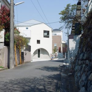 鎌倉・台地の住宅