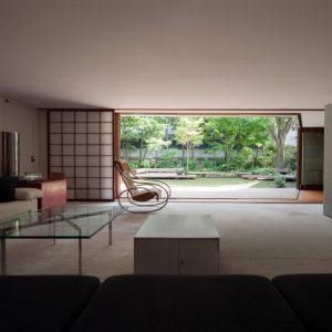 小石川の住宅