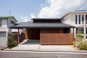 箕面の住宅III
