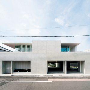 山野井の家