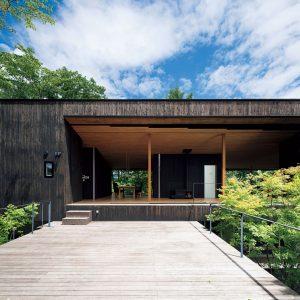 軽井沢鶴溜の家