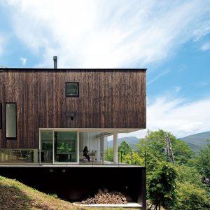 軽井沢深山の家