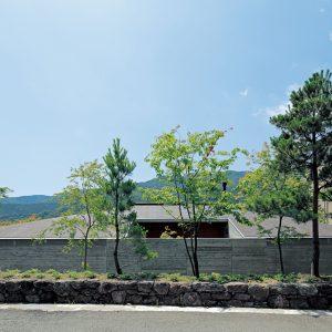 湯河原の住宅