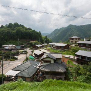 十津川村復興住宅