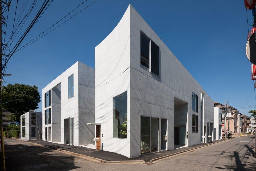 新建築 2014年8月号 亀甲新