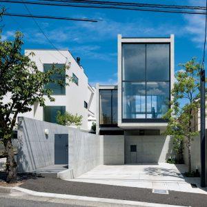芦屋の住宅