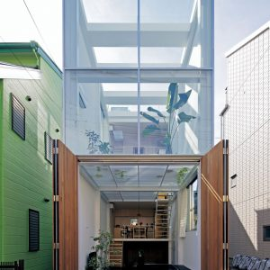 川崎の住宅