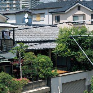 上沢の住居
