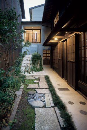 永倉町の住宅