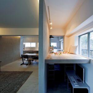 覚王山の住宅