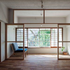 芦花公園の住宅