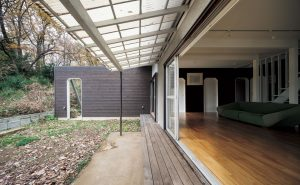 Crossing Wall House