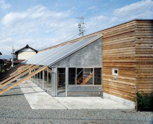 長野須坂・ロングハウス