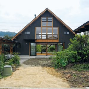農を楽しむ家