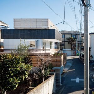 松ノ木の住居