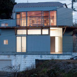 横浜の住宅
