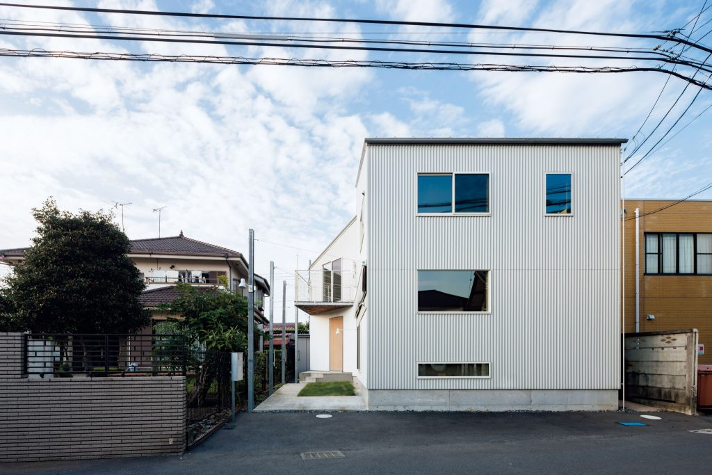 住宅特集 2015年5月号 建ち方──街と風景をつくる住宅のあり方