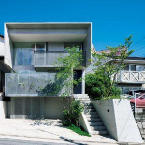 緑ケ丘の家