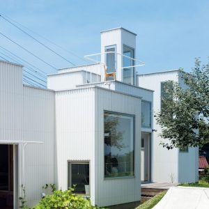 根小屋の家