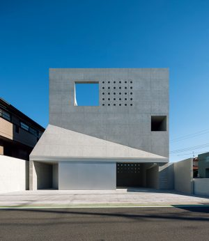 House in TSUDANUMA