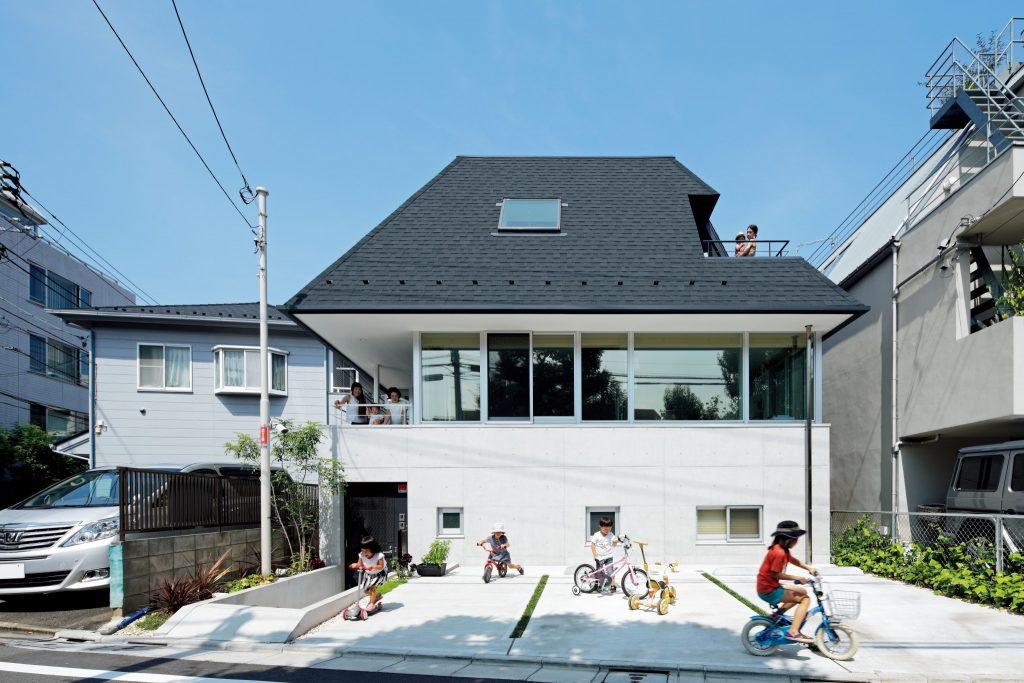 住宅特集 2015年9月号 断面から住宅を考える──距離感のデザイン _