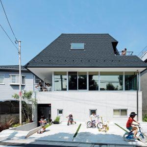 10人のための大屋根