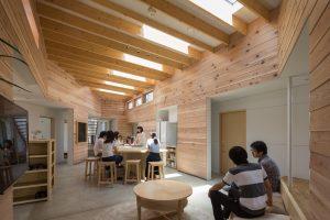 地域貢献型シェアハウス + ITオフィスコクリエ