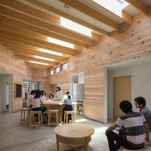 地域貢献型シェアハウス + ITオフィス コクリエ