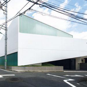 代沢医院の家