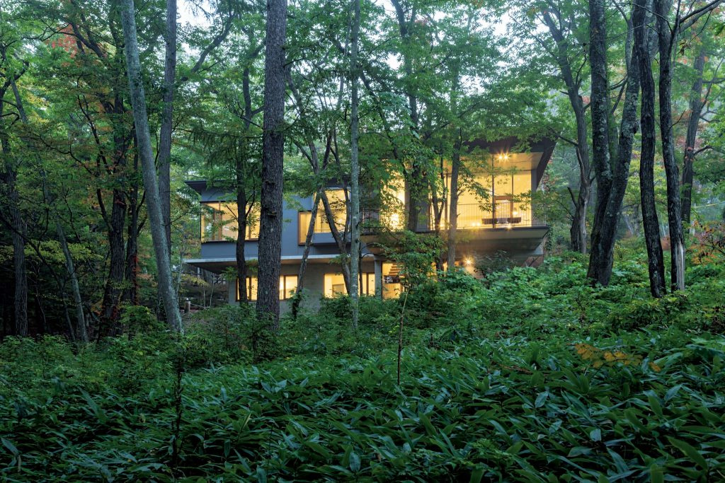 住宅特集 2015年11月号 別荘──土地に根差し自然を享受する Retreat