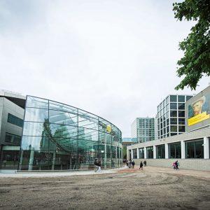 ヴァン・ゴッホ美術館 エントランスホール増築