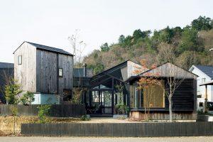 箕面森町の家