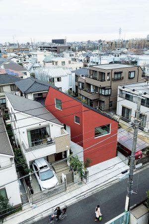 浜田山の住宅