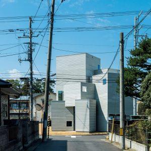 福島の自邸