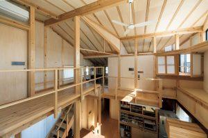 岩沢の住宅