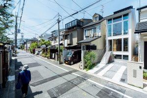 紫竹の町家