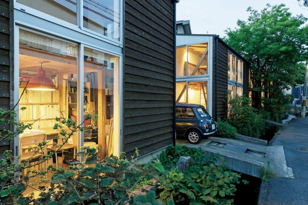 住宅特集 2016年9月号 職住一体のススメ──住まいに公の場所をもつこと Complex