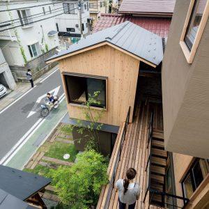 中道さんの家
