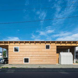 屋根と矩形
