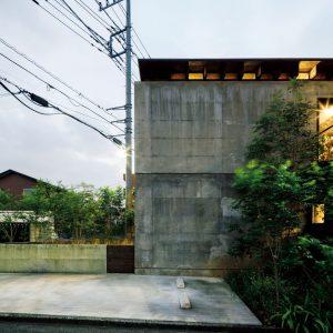 中浦和の住宅