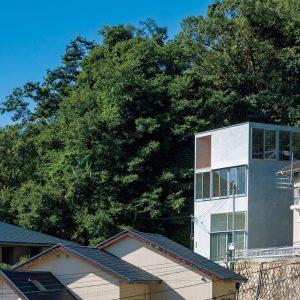 諏訪山の住居