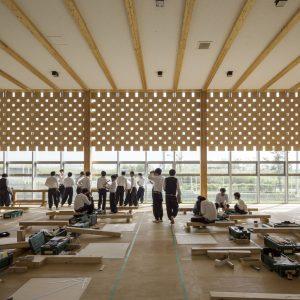 ポラス建築技術訓練校
