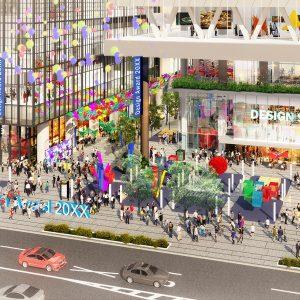 京橋一丁目東地区「 (仮称) アートスクエア」プロジェクト
