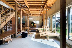 武蔵境の住宅
