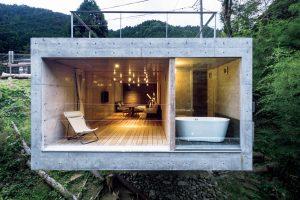 06「天川の山荘」PLANET-Creations-関谷昌人建築設計アトリエ