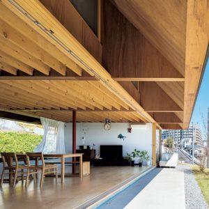 武蔵藤沢の家