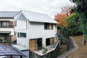 05「クッテハウス」矢部達也建築設計事務所