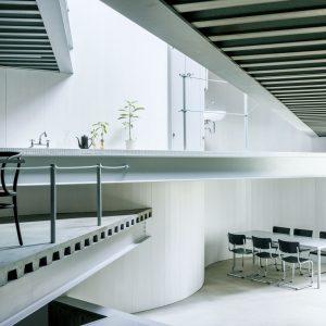 01「弦と弧」中山英之建築設計事務所