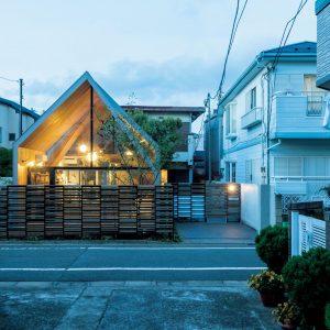06「荻窪の住宅」原田真宏+原田麻魚/マウントフジアーキテクツスタジオ
