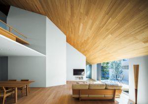 16「大屋根の家」KEN一級建築士事務所